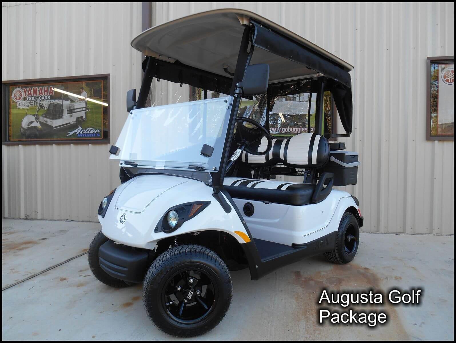 Custom Golfing Cars Action Buggies Willis Texas